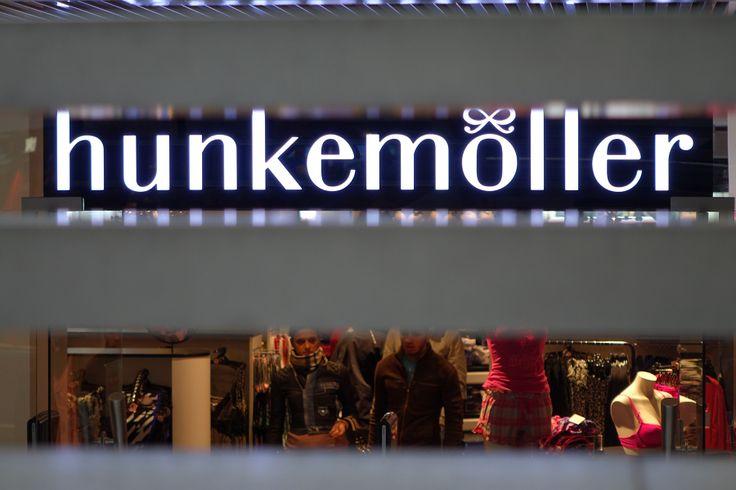 Der neue Hunkemöller Store im Europa-Center Berlin (Wiedereröffnung am 13.2.2014).