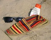 Women's multicolour striped espadrille ropeysoles.com
