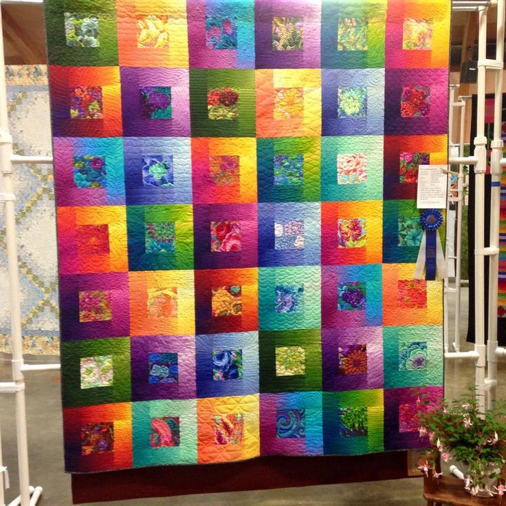 20 best images about Kaffe Fassett Shots and Stripes on Pinterest Irish, Quilt designs and Quilt