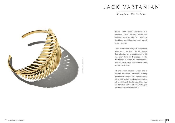 JACK VARTANIAN www.jewelleryhistorian.com