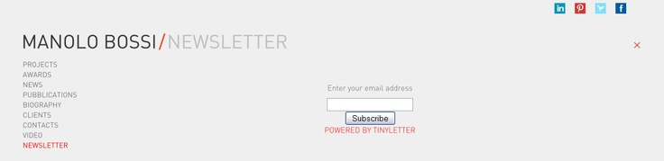 From Today you can subscribe to my Newsletter, HAVE FUN!     http://www.manolobossi.it/?page_id=1679=en