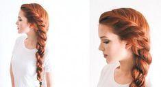 Cordons de cheveux Instructions pour les conseils de coiffure de cordon et de belles idées de coiffure – …   – Haircuts For Women