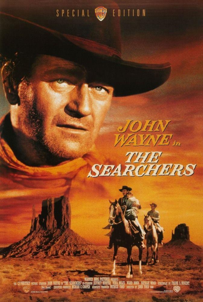 Искатели (The Searchers)
