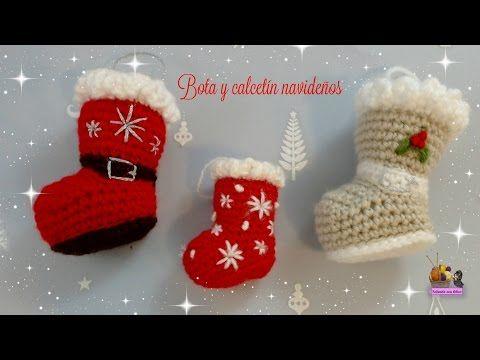 Patrones de Amigurumis para Navidad | DIY - PatronesMil