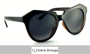 Number One Sunglasses - 109A Brown