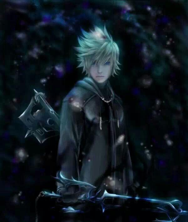Roxas - Kingdom Hearts
