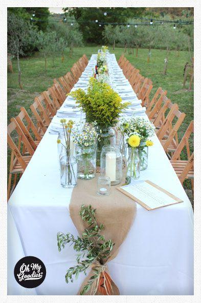 Las 25 mejores ideas sobre bodas en el campo en pinterest - Detalles de decoracion para casa ...
