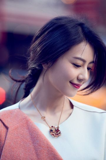 高圆圆,中国拍照最好看的姑娘,告诉你什么叫养眼_微电影_微信易读