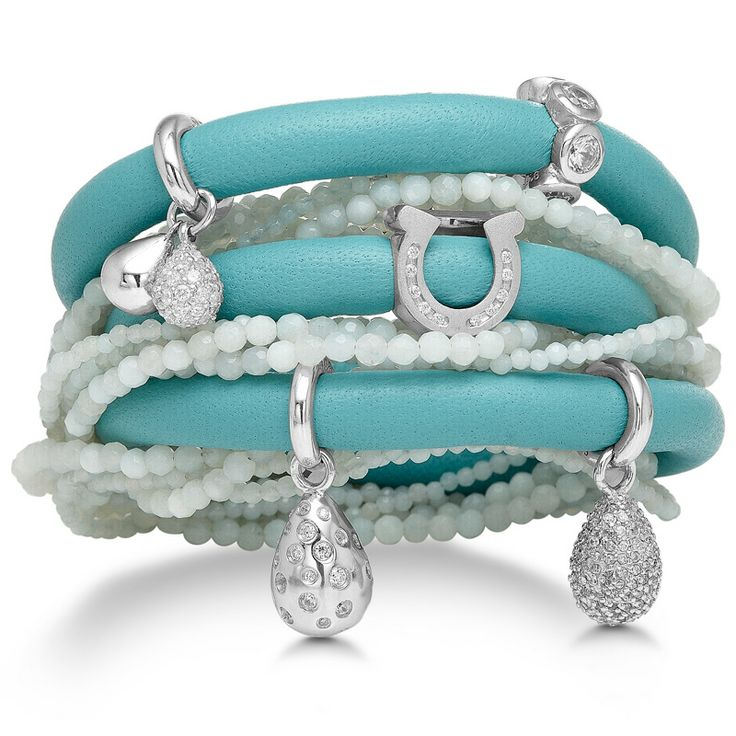 Bring some Luck into your life by adding a horseshoe to your Story bracelet. Like our facebook page to keep updated with great jewellery ideas: https://www.facebook.com/InutiDesignerJewelleryLtd