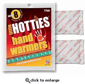 Little Hotties hand warmers