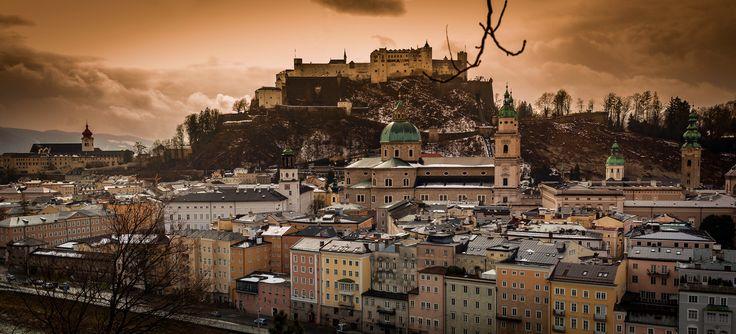 old Salzburg - null