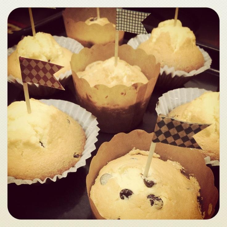flagged muffin