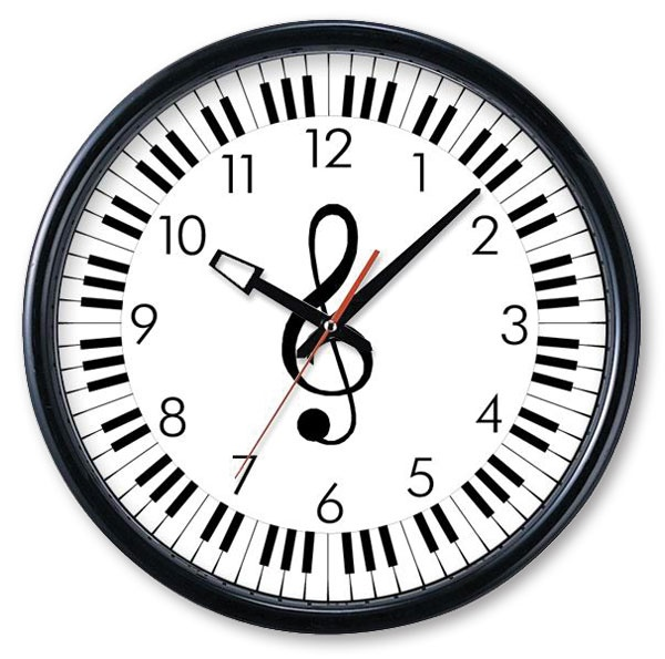 17 best Clocks images on Pinterest Wall clocks Music and Music