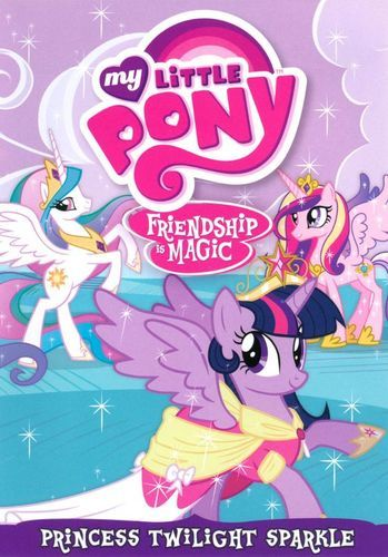 My Little Pony: Friendship is Magic: Princess Twilight Sparkle [DVD]