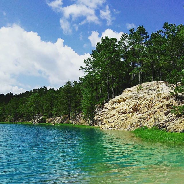Texas It S Like A Whole Other Country Photo By Iszac W Gastationburritos At The Blue Lagoon In Huntsville Texas Yes Hunt Places To See Blue Lagoon National Forest