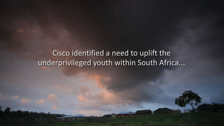 Creating Cisco skills for business in South Africa.