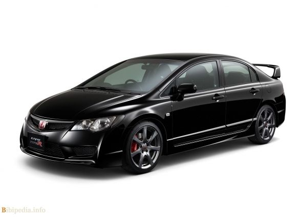 Фото Honda Civic type-r mugen 2009 - 2010 — Бибипедия