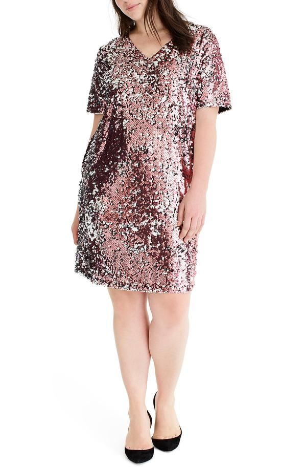2d060887de837 Holiday Dress Shopping Guide Including Options in Sizes 0-24 & XXS-4X by  @lolo_russell - thestylelodown.com curvy fashion and style blogger