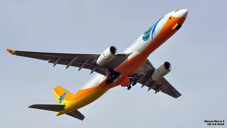 Cebu Pacific Cleared for US Flights ~ Philippine Flight Network