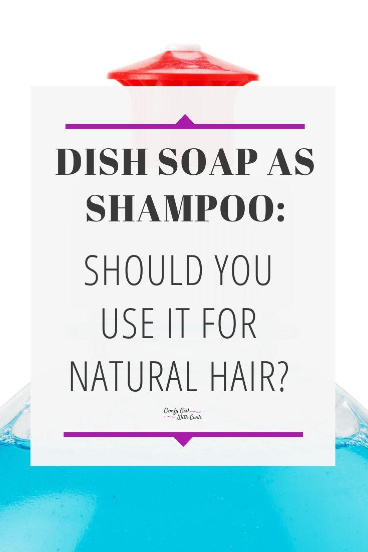 African Hair Braiding : Dawn Dish Soap for Hair Growth