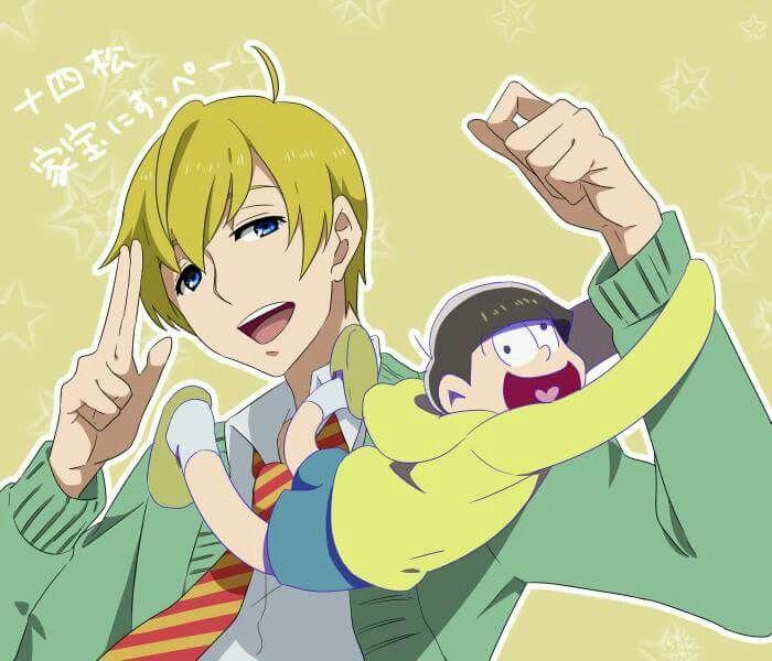 Osomatsu-san- Jyushimatsu #Anime「♡」F6