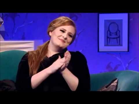 Adele - Alan Carr interview - January 2011 - YouTube