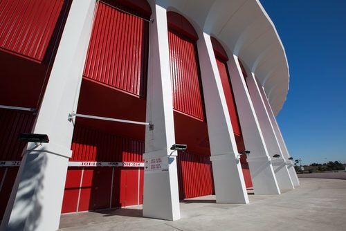 Come Tour The Renovated And Revitalized Inglewood Forum