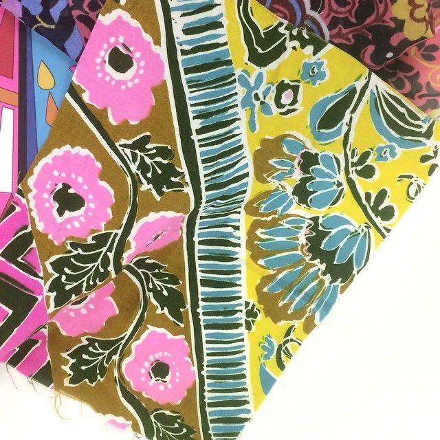 karolina york floral print design