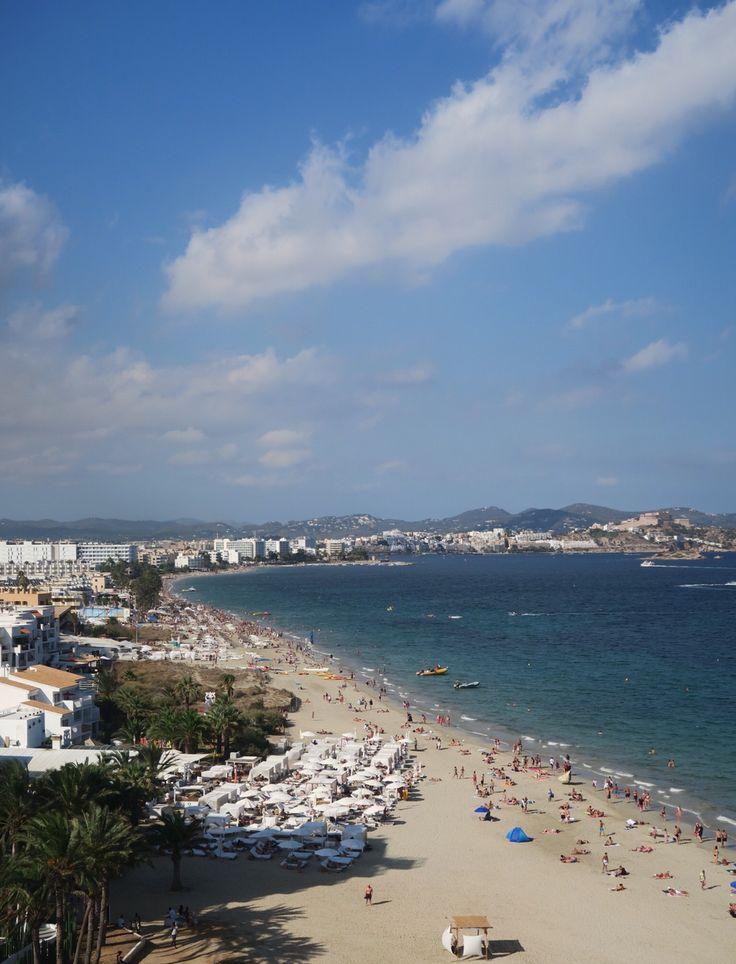 Heavenly Mediterranean seas, Hard Rock Hotel, Ibiza