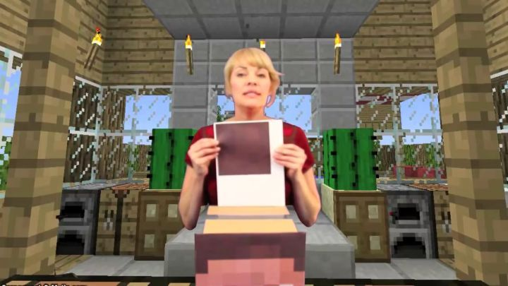 Find easy to follow video instructions on how to build your own Minecraft Steve head. #minecraft #coolthingsaustralia www.coolthings.com.au/blog/how-to-make-a-minecraft-steve-head