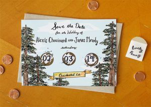 10 Creative Save the Date Ideas | Save the Dates | Unique Save the Dates | Scratcher Save the Date Scratch Off