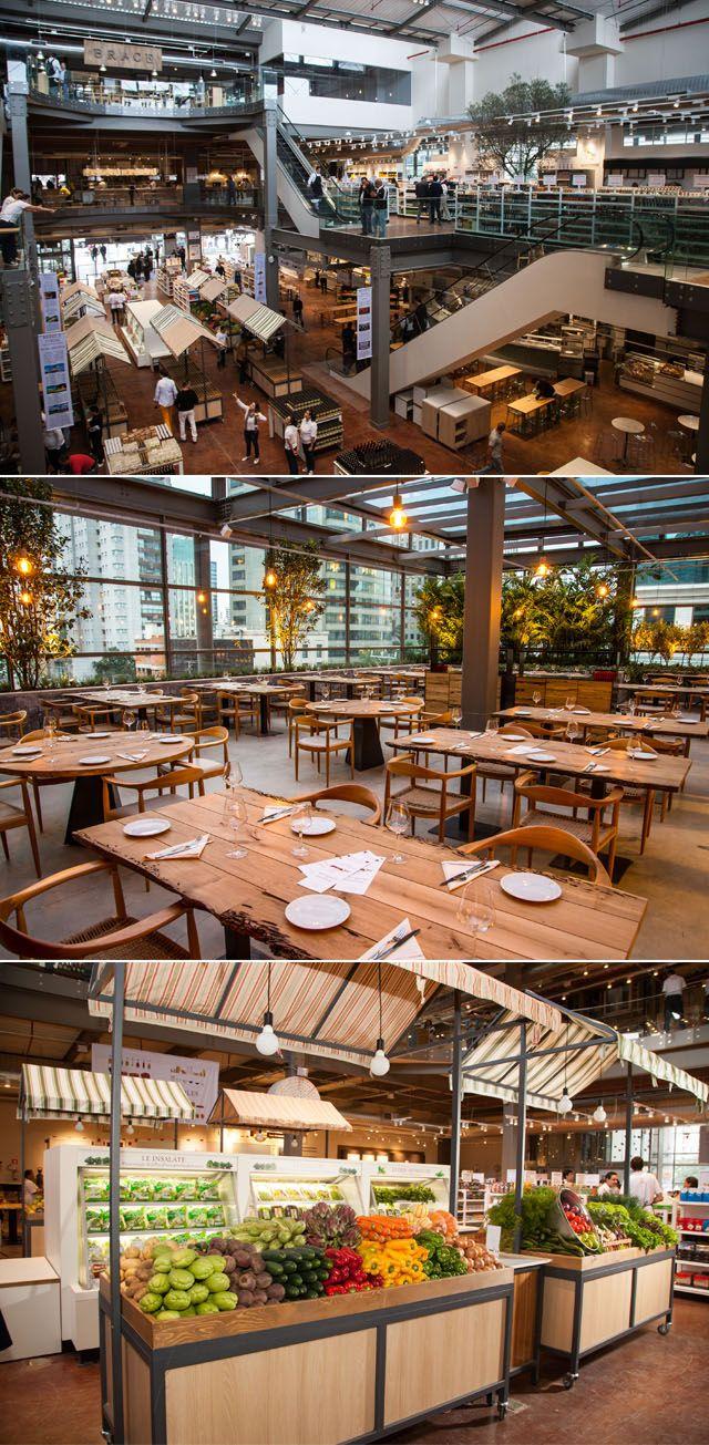 Essa semana teve novidade gastronômica das boas para os paulistanos ! O Eataly, maior mercado de gastronomia e produtos artesanais italianos do mundo, vai abrir sua primeira unidade na América Latina, em São Paulo, no dia 19 de maio. Fui …
