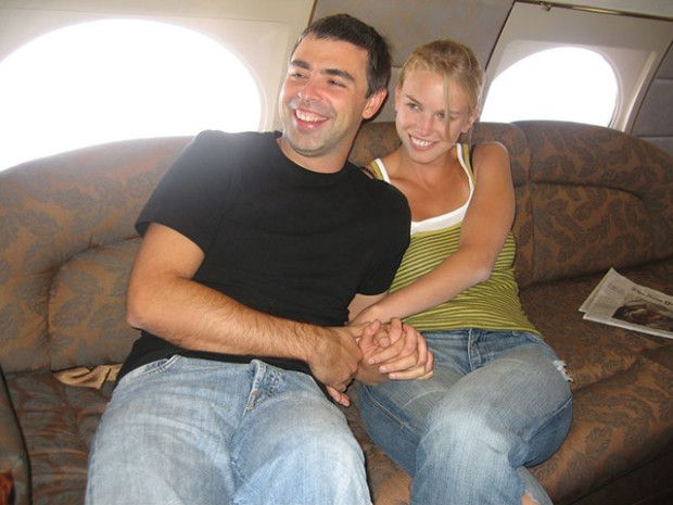 Lucy Southworth is the wife of Google co-founder Larry Page, and the couple have an estimate net worth of just under $30 billion.