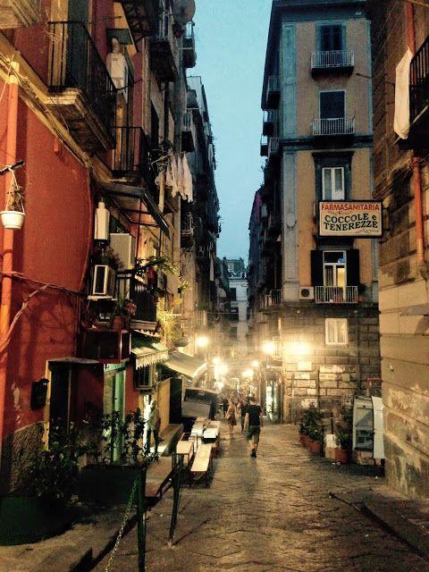 Neapol, ochutnat tam pizzu a zemřít (a nebo jít na pizzu do San Carlo Dittrichova) - Chile Chipotle