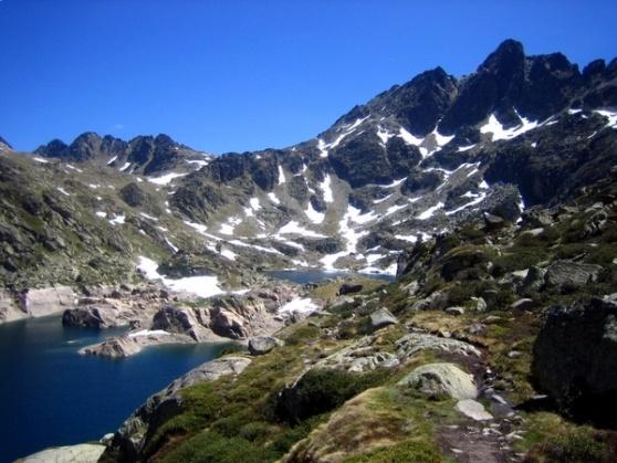 Estanys de Juclá - Juclá Lakes  Canillo - Andorra