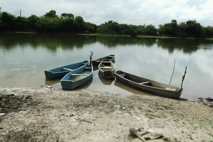 Rio Marathaoan - Barras - Piauí