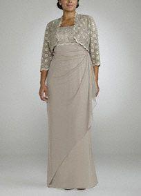 65a99f06a7181 David s Bridal Mother of Bride Dress – fashion dresses