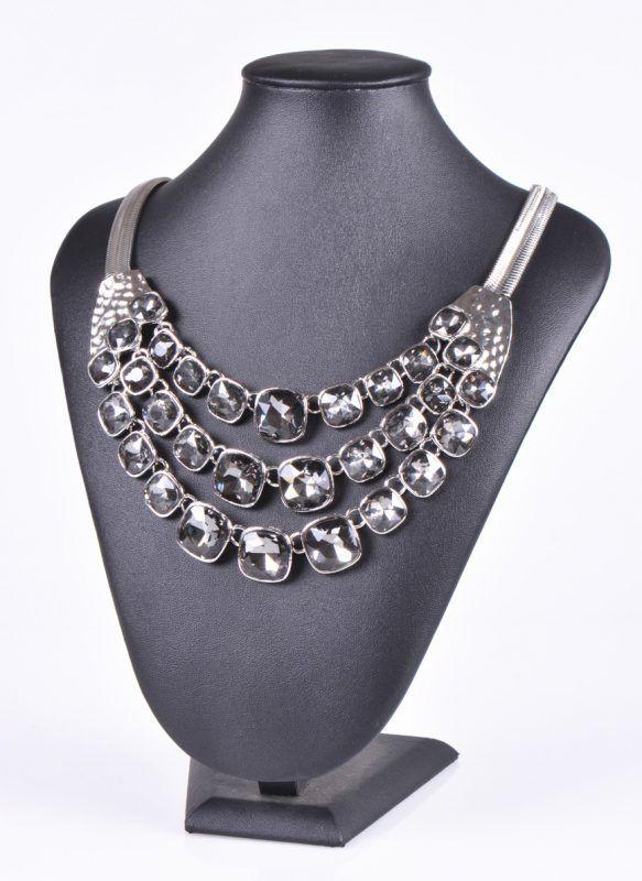 Collar  vintage – silver
