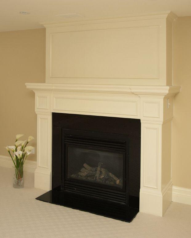 Best 25 Fireplace molding ideas on Pinterest