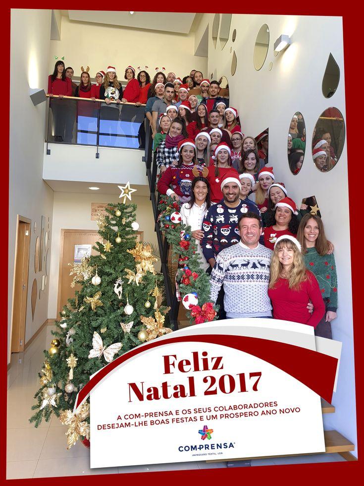 A Com-Prensa e os seus colaboradores desejam-lhe boas festas e um prospero Ano Novo 🎄🎄🎄🎉🎉