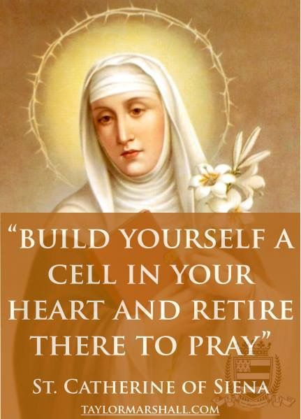 Saint Catherine Of Siena Quotes: 80 Best St. Catherine Of Siena Images On Pinterest