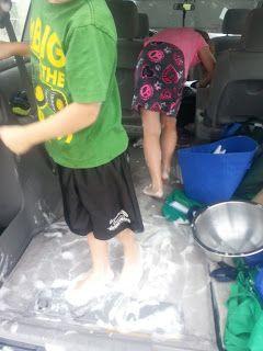 Spray Foam Good Stuff Used On Cars