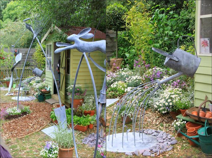 Whimsical Garden Shed Cottage though if you happen to
