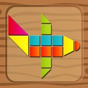 Tangram Mania (Free) by Guillaume Joly