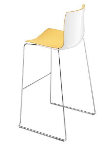 Catifa 46 Bar stool by Arper