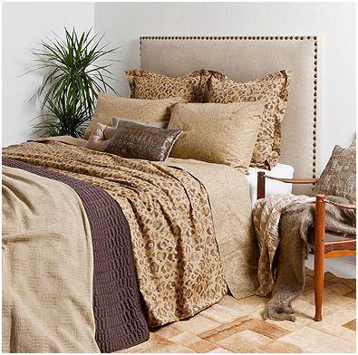 cama animal print