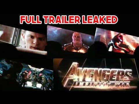 'Avengers: Infinity War' Leaked Trailer | HYPEBEAST