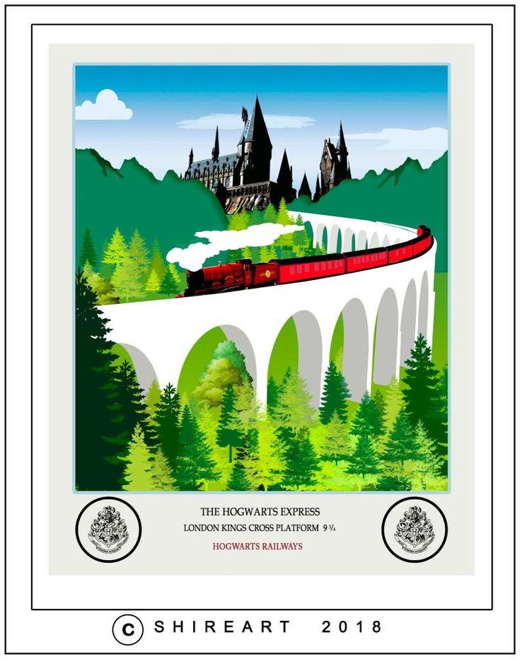 Harry Potter - Hogwart's Express 2