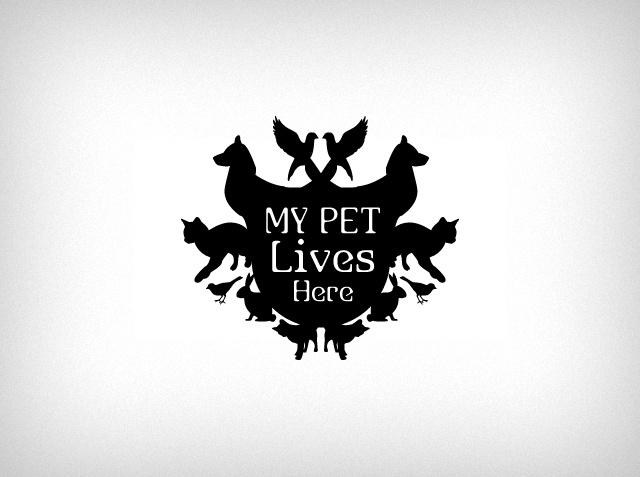 My Pet Is Here #logo - http://www.enjoyrelax.co.uk/My-Pet-Is-Here