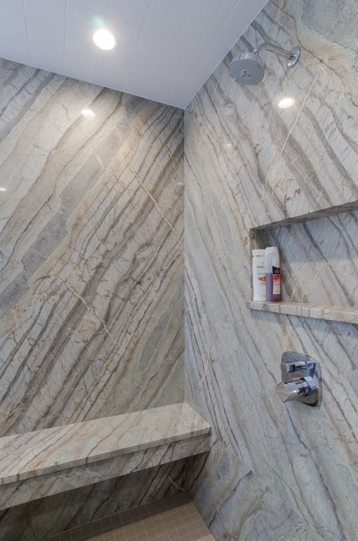25 best ideas about granite shower on pinterest slate - Is marble tile good for bathroom ...